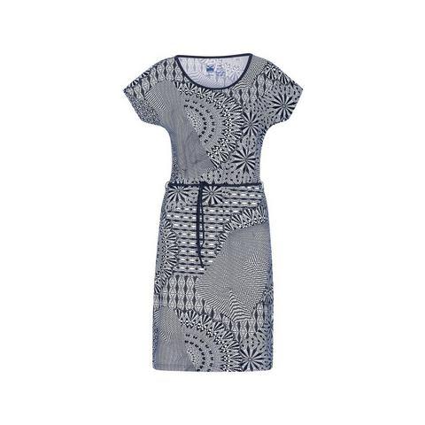 TRIGEMA Viscose jurk met riem,   $( function () {    $(