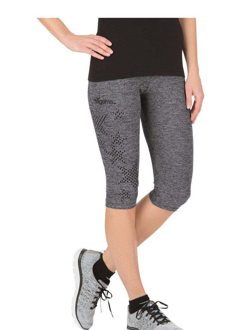 Op zoek naar een Trigema 3/4-broek in gemêleerde look? Koop online bij OTTO