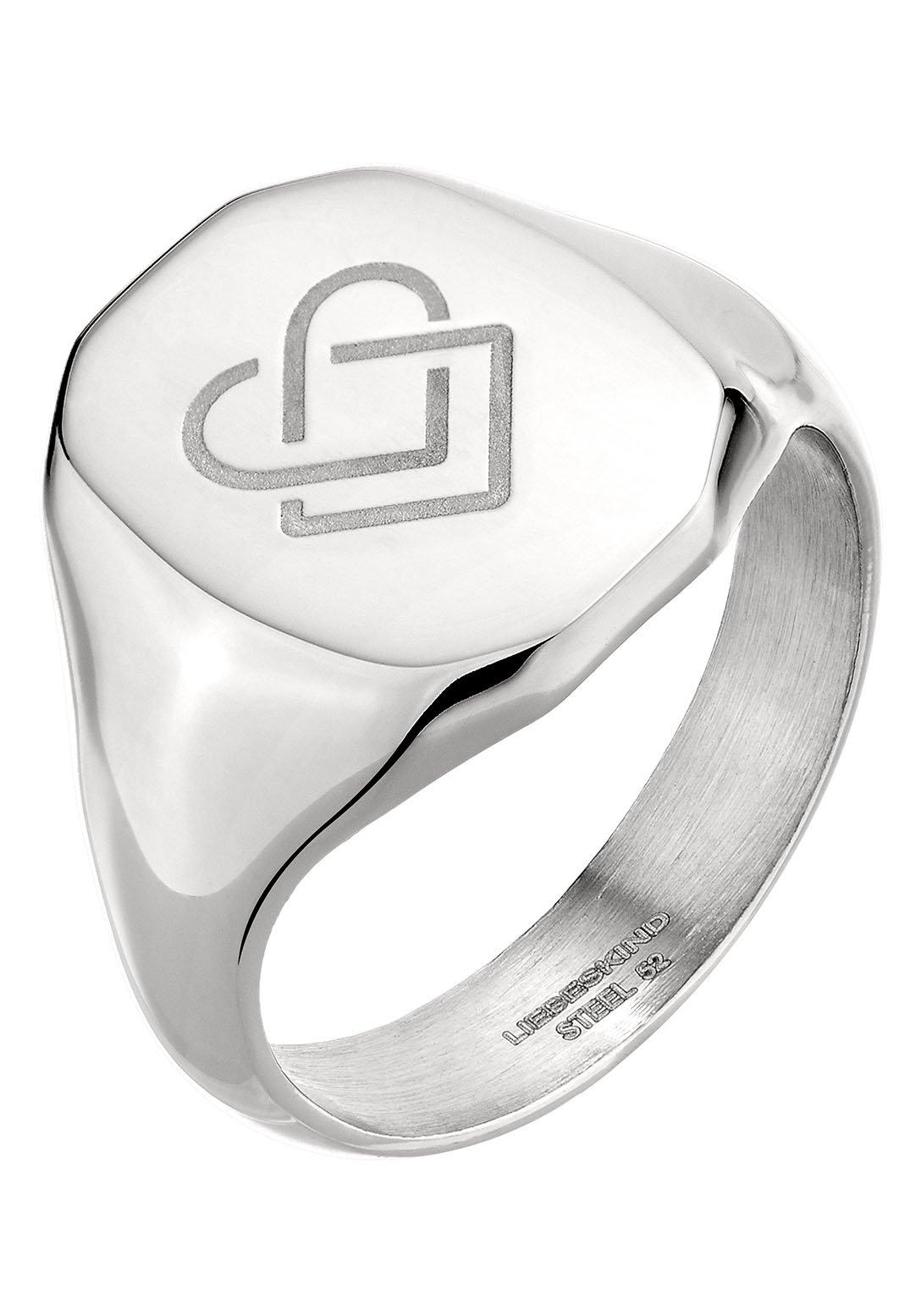 Liebeskind Berlin Ring , LJ-0710-R-52,54,56, LJ-0711-R-52,54,56 nu online bestellen