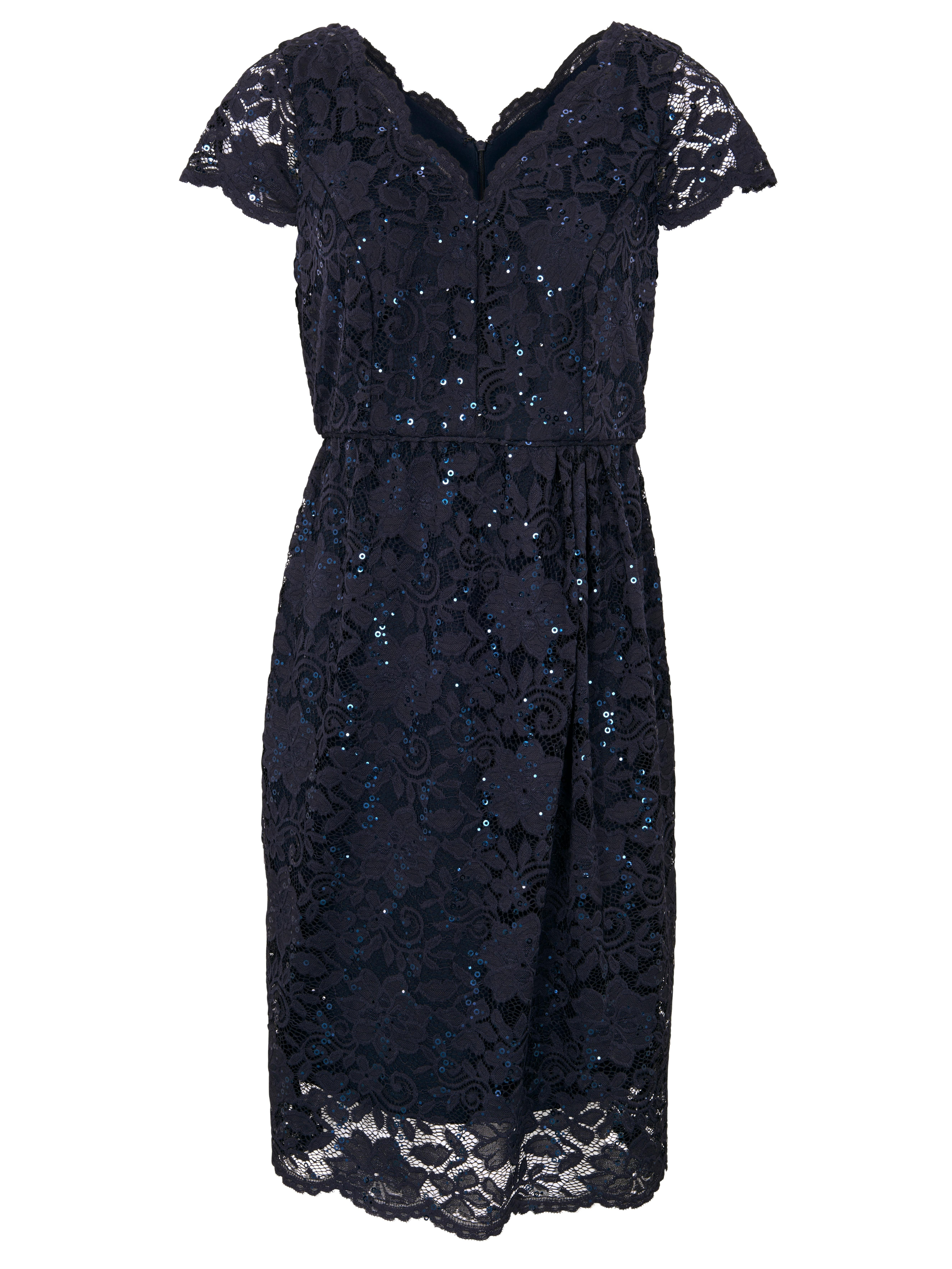 ASHLEY BROOKE by Heine Kanten jurk - verschillende betaalmethodes
