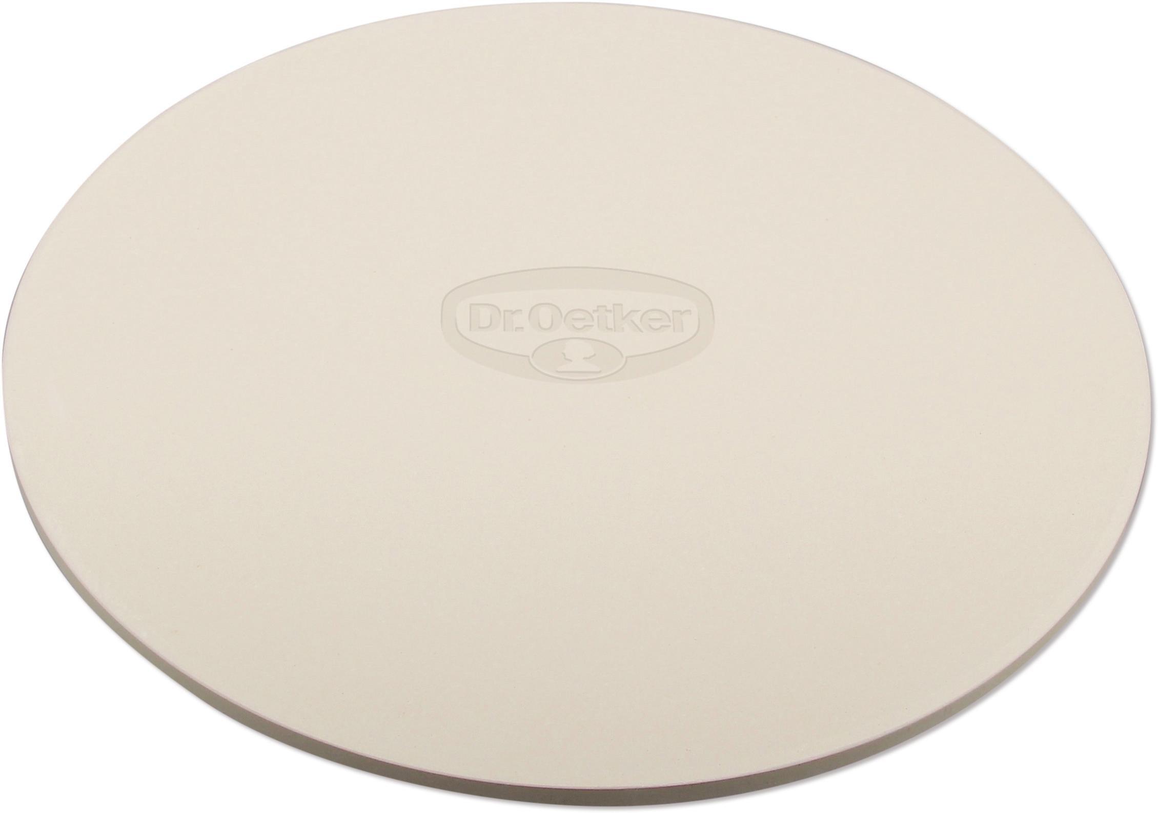 Dr. Oetker bak- en pizzasteen, Ø 33 cm veilig op otto.nl kopen