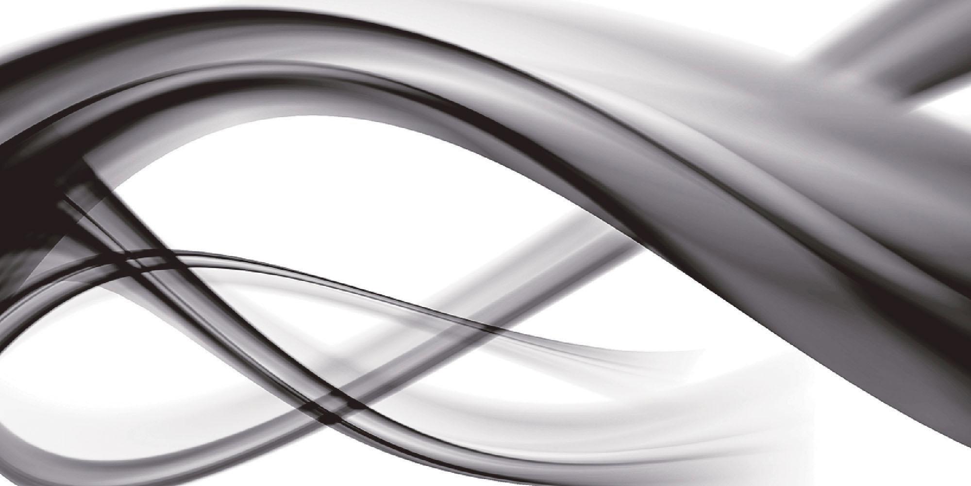 Op zoek naar een Home affaire print op glas B. Bocos: abstracte compositie (a/w)? Koop online bij OTTO