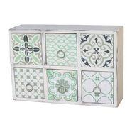 creativ home opbergbox groen