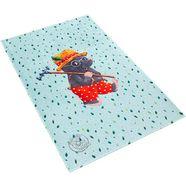 vloerkleed voor de kinderkamer, »ga-612«, spiegelburg garden, rechthoekig, hoogte 6 mm, geprint multicolor