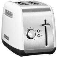 kitchenaid toaster »5kmt2115ewh«, voor 2 plakken brood, 240 w wit