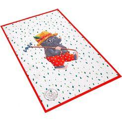 spiegelburg garden vloerkleed voor de kinderkamer ga-611 multicolor