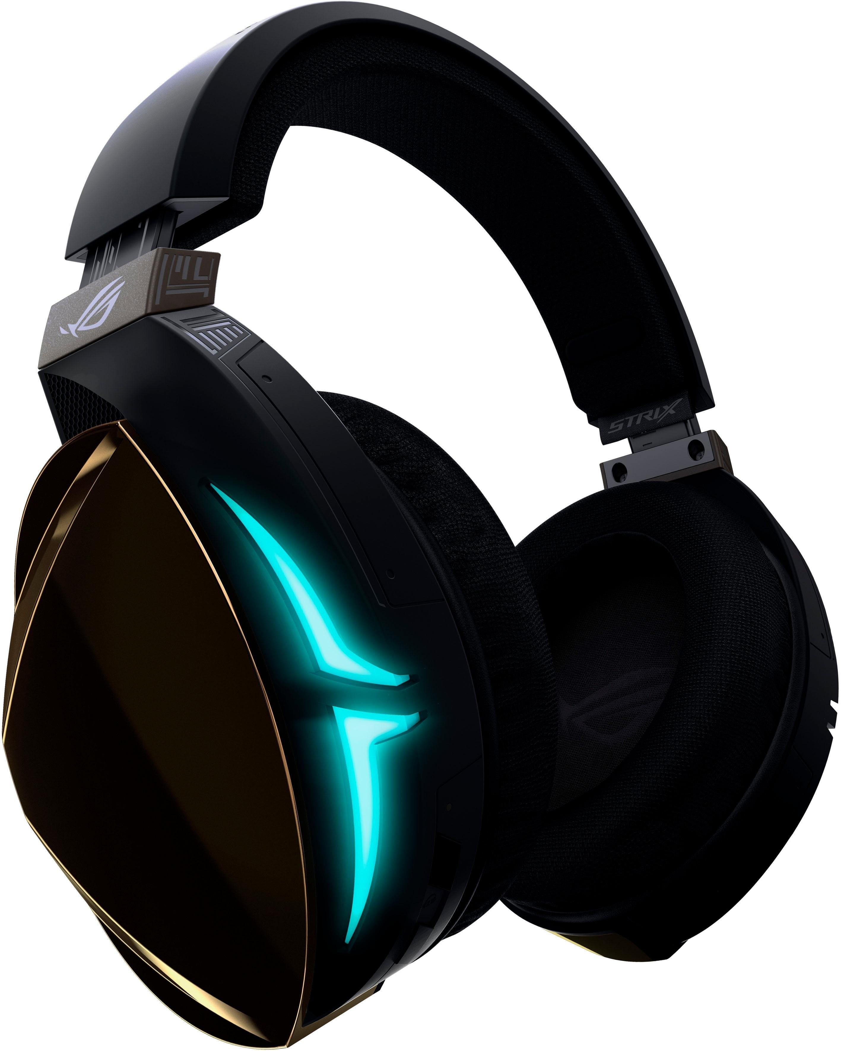Asus »ROG Strix Fusion 500« gaming-headset (bluetooth, bedraad, Hi-Res, microfoon aan de buitenkant) - gratis ruilen op otto.nl
