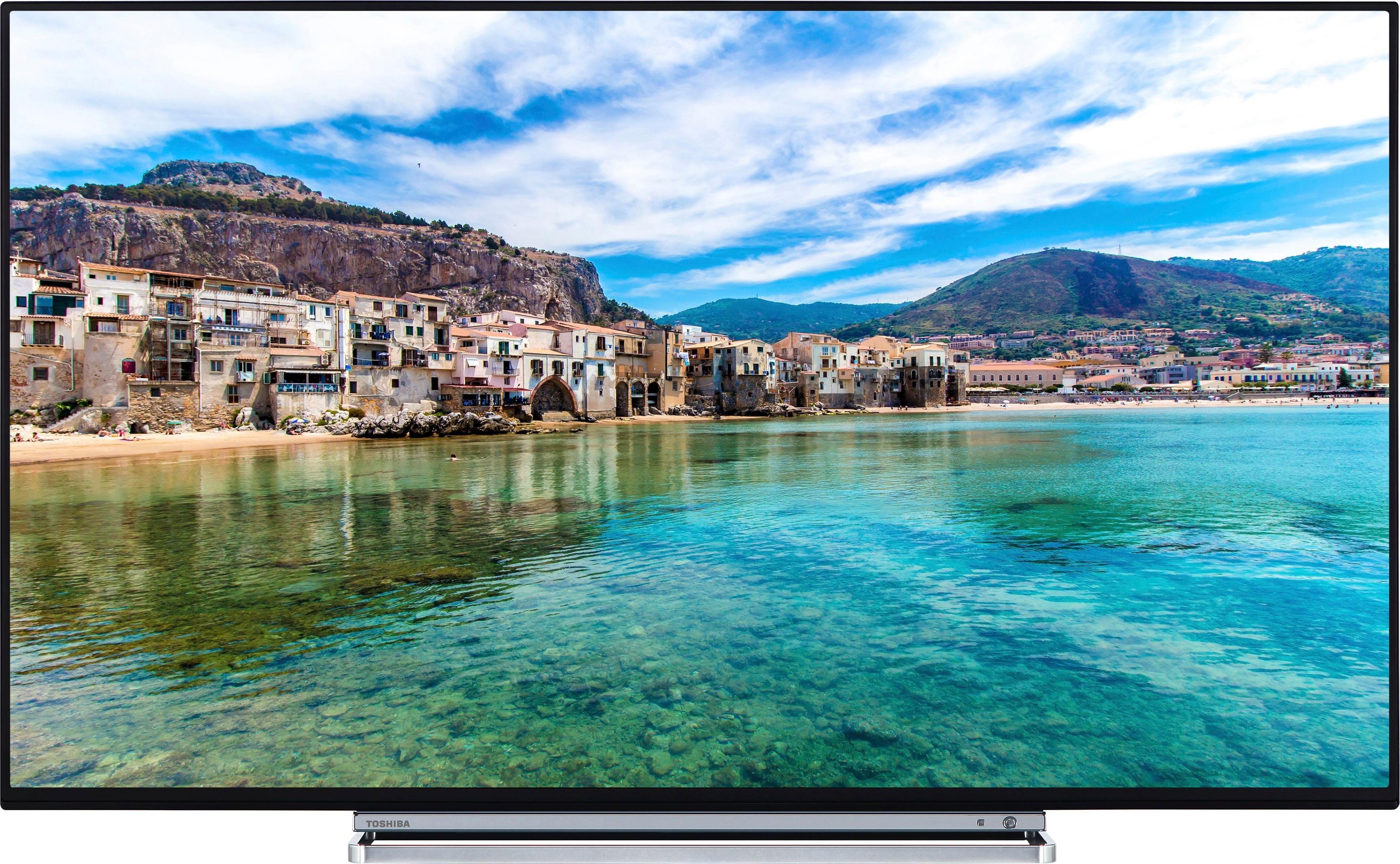Toshiba 49U5863DA led-tv (124 cm (49 inch)), 4K Ultra HD, smart-tv bij OTTO online kopen