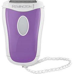 remington, elektrisch scheerapparaat compact smooth  silky wsf4810 paars