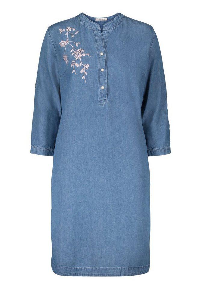 Betty Barclay Jeansjurk blauw