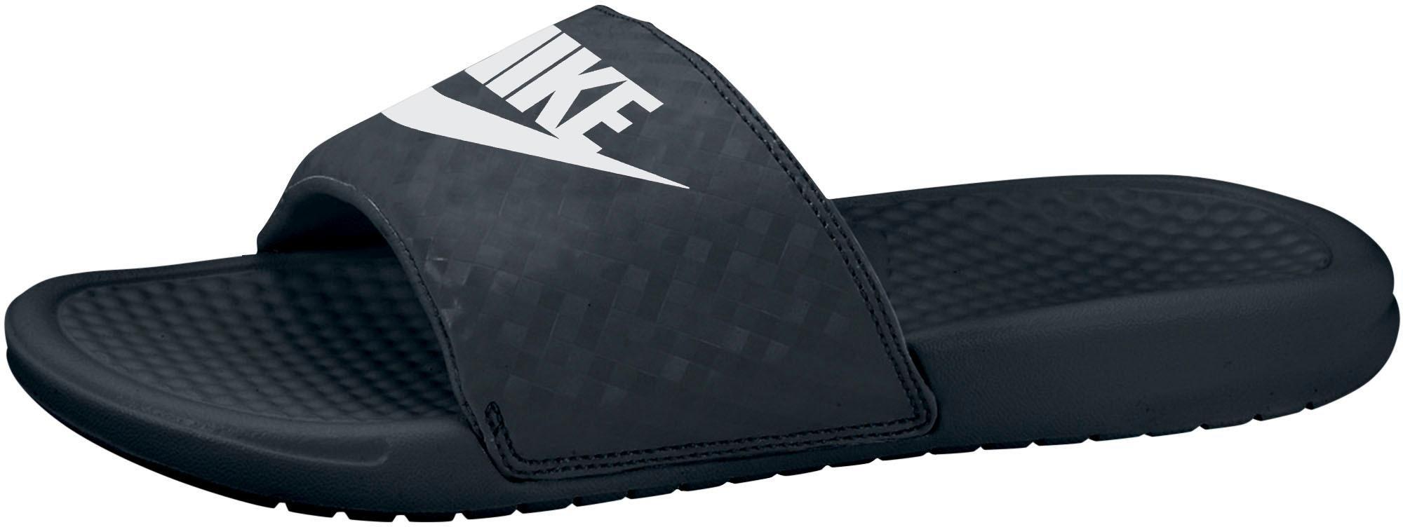 Nike badslippers »Wmns Benassi Just do it« nu online kopen bij OTTO