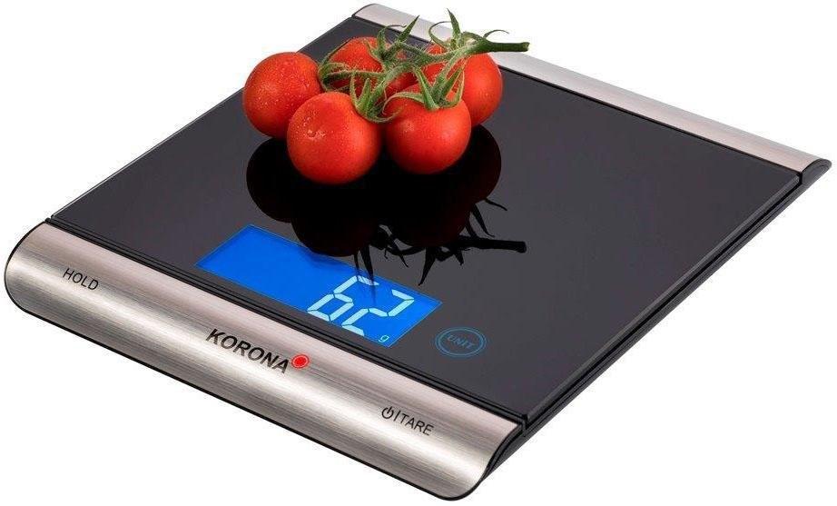 Op zoek naar een Korona digitale keukenweegschaal Finja 70230, keuken-/pakjesweegschaal 15 kg? Koop online bij OTTO
