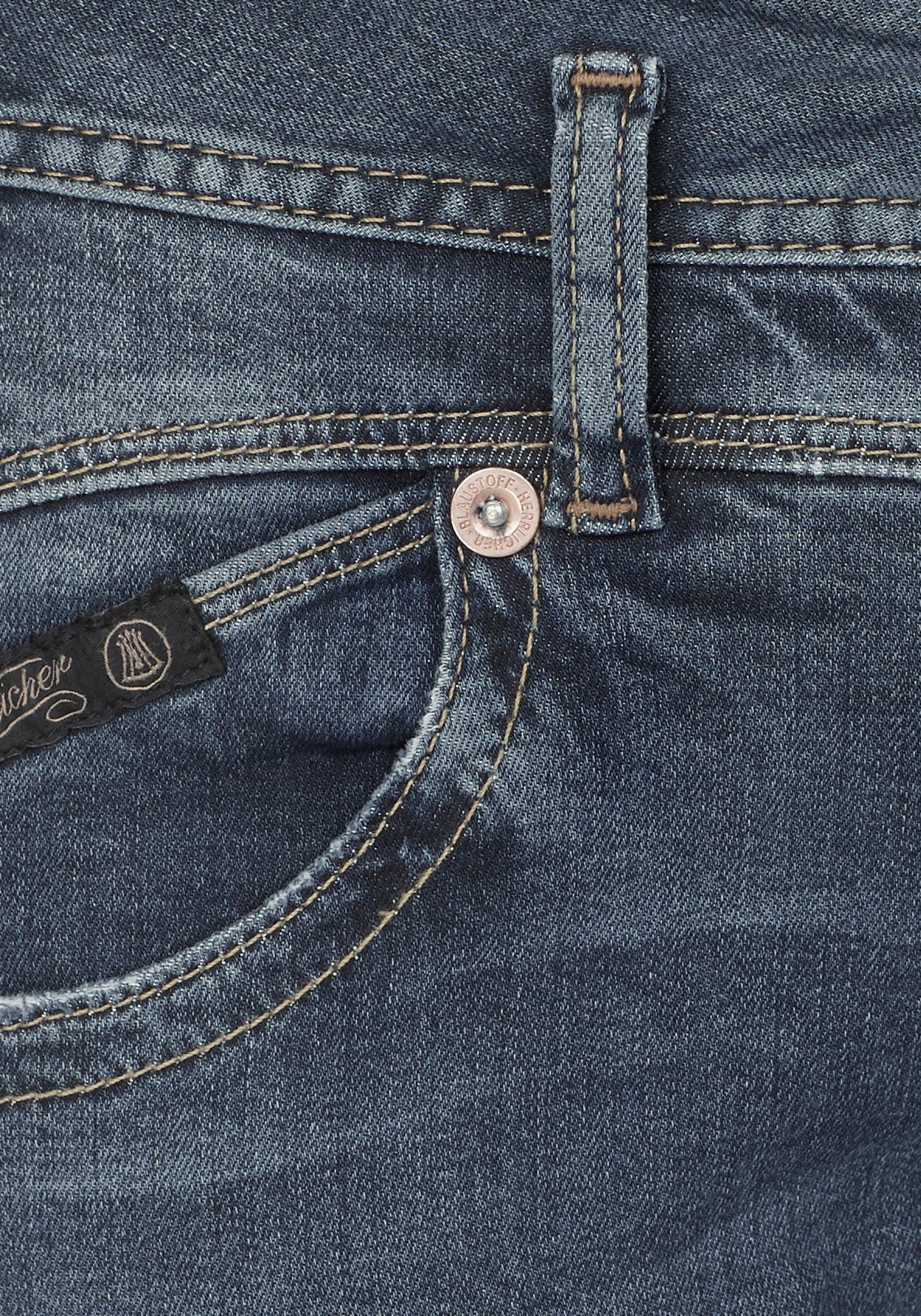 Online Herrlicher Bestellen Slim Jeanspearl Fit BeCorxd