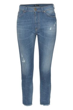imp by imperial slim fit jeans blauw