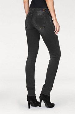 le temps des cerises regular fit jeans »pulp« grijs