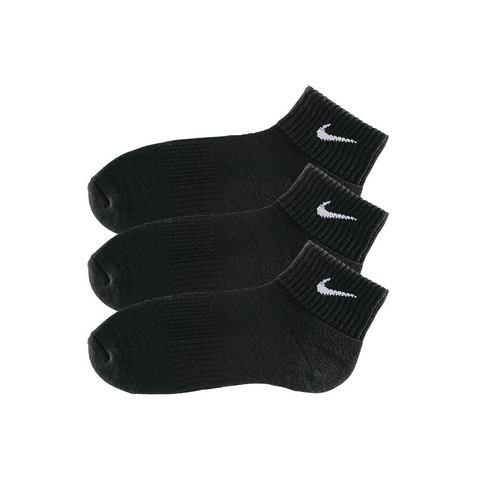 Korte sokken, set van 3 paar, NIKE