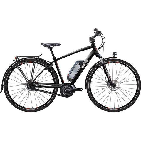 BREEZER Bikes GREENWAY IG+ Di2 2017 e-bike (Met acculader)