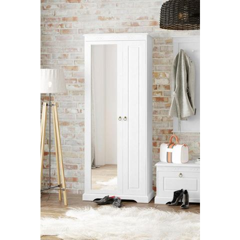 Home affaire garderobekast Sofia (2-deurs) met spiegeldeur
