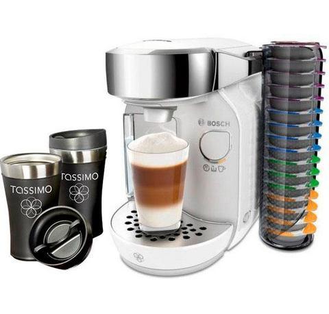 BOSCH Koffiezetapparaat TASSIMO CADDY TAS7004