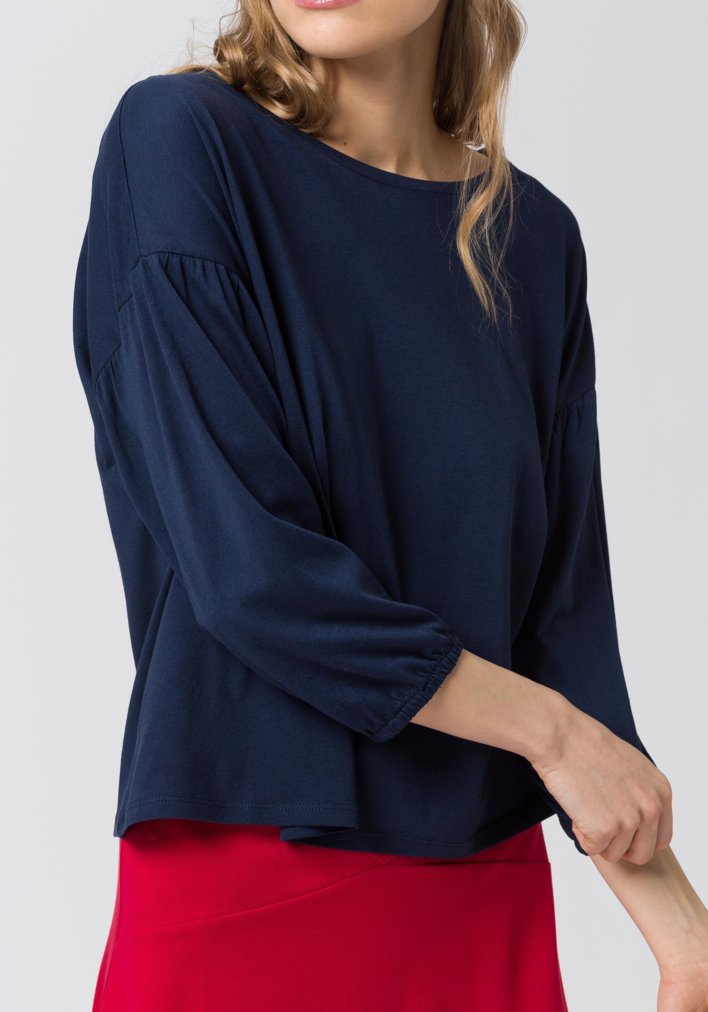 Koop Met Shirt Lange Je Mouwen Esprit Bij WQeBECxodr