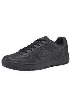 kappa sneakers »bash« zwart