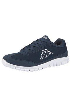 kappa sneakers »rocket u« blauw