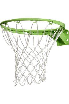 exit basketbalring »galaxy«, bxh: 65x53 cm, ring + net groen