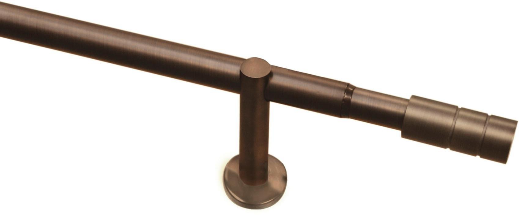 Op zoek naar een Gardinia Gordijnroede, »Gardinenstangen Set Zylinder«, Ø 22/25 mm, 1-sporig uittrekbaar? Koop online bij OTTO