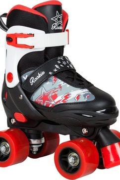 rookie rolschaatsen »ace jr.« zwart