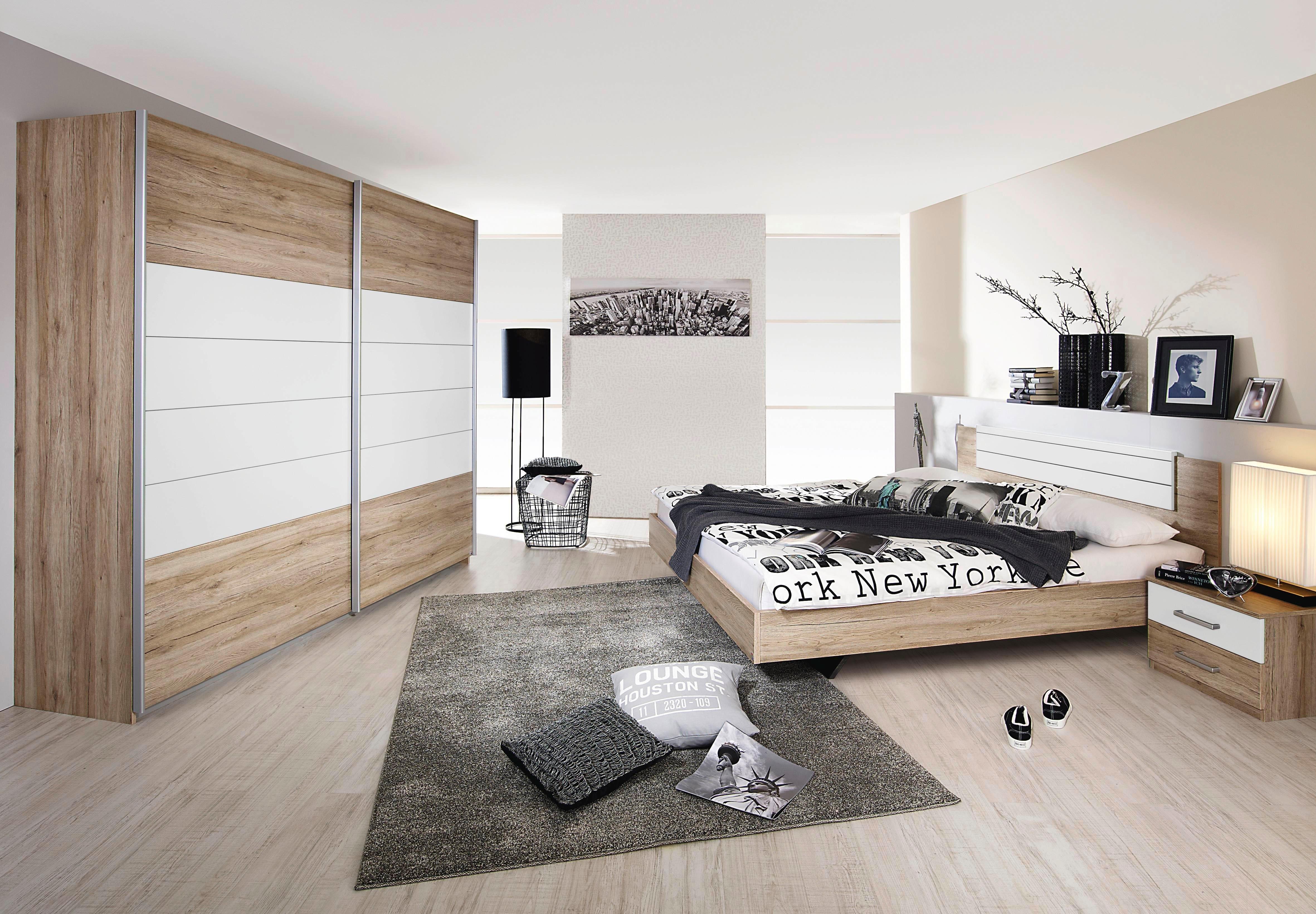 Rauch SELECT slaapkamerserie Barcelona (set, 4 stuks) - verschillende betaalmethodes