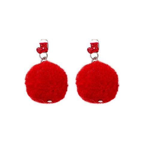 J. Jayz, Dames Oorbellen, rood