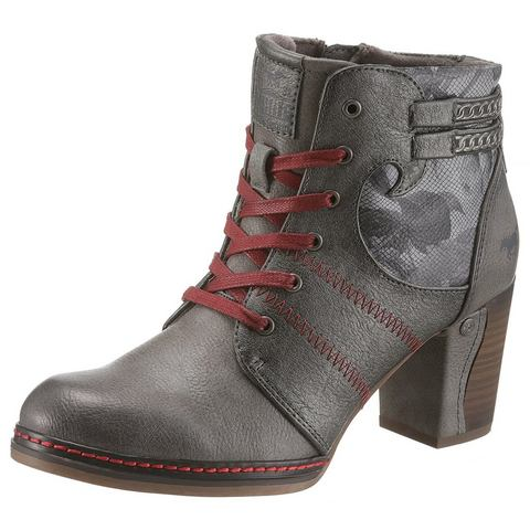 NU 15% KORTING: Mustang Shoes veterlaarsjes