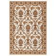 vloerkleed, »bahri«, my home selection, rechthoekig, hoogte 7 mm, machinaal geweven bruin