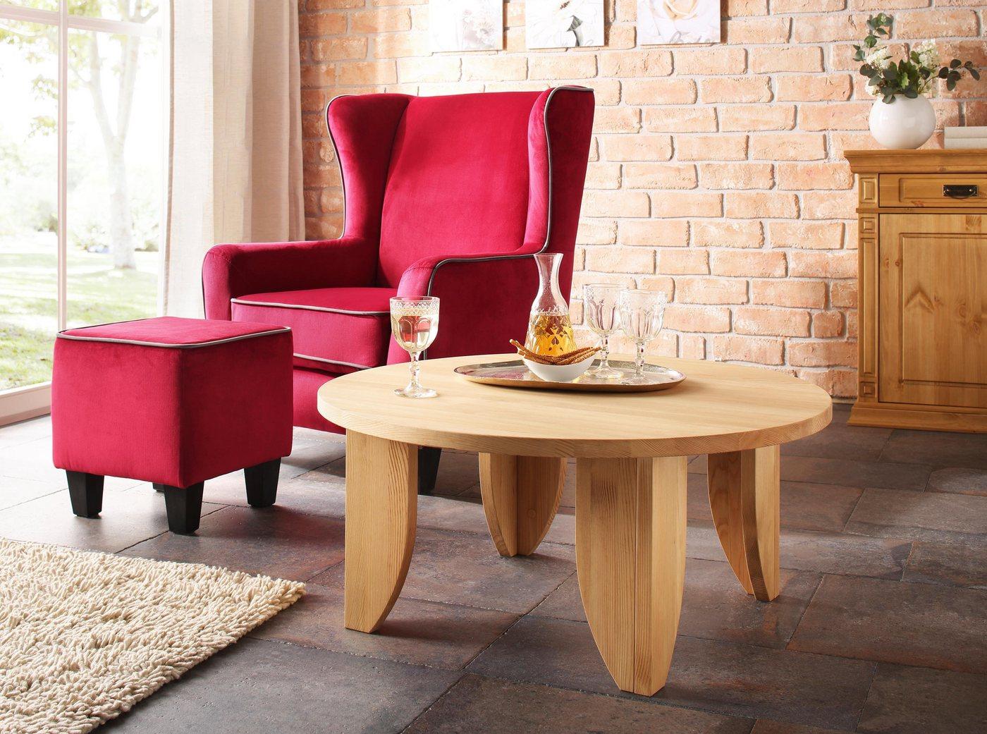HOME AFFAIRE salontafel Samuel in 3 verschillende kleuren.