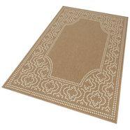 vloerkleed, »jamil«, oriental weavers, rechthoekig, hoogte 3 mm, machinaal geweven beige