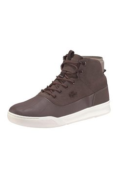 lacoste sneakers »explorateur hydro« bruin