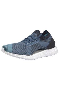 adidas performance runningschoenen »ultra boost x parley« blauw