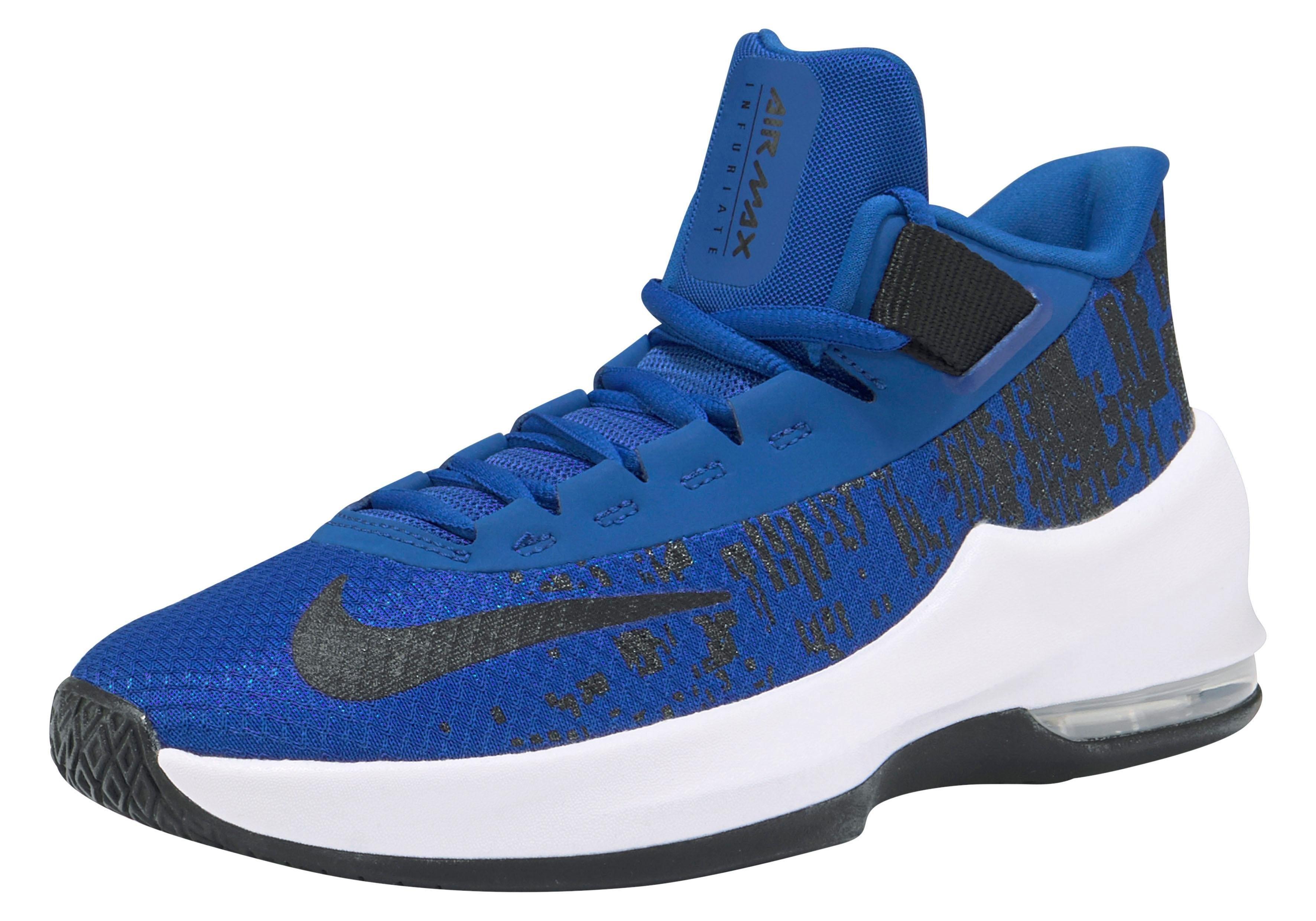 buy online 22825 68095 Afbeeldingsbron Nike basketbalschoenen »Air Max Infuriate 2 Mid (gs)«