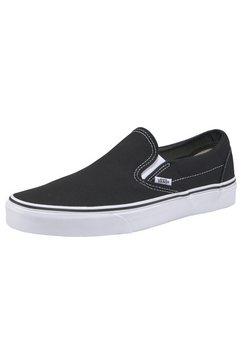 vans sneakers »classic slip-on« zwart