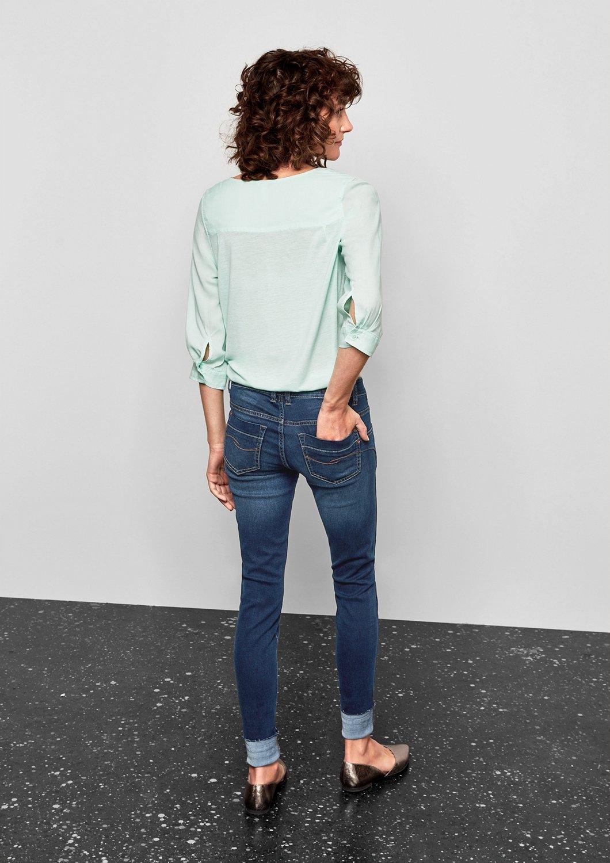 Op zoek naar een Q/s Designed By Sadie superskinny: enkeljeans? Koop online bij OTTO
