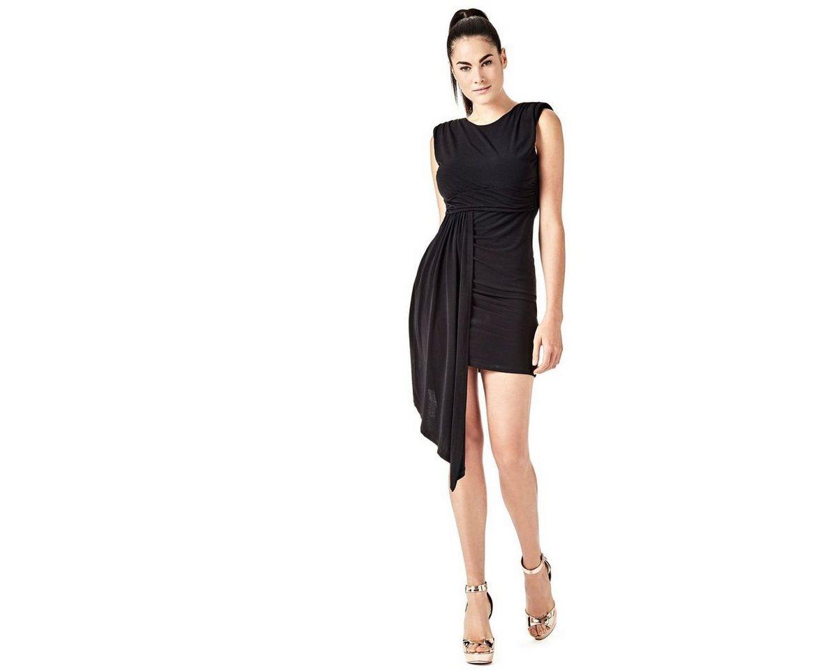NU 21% KORTING: Guess jurk in A-lijn zwart