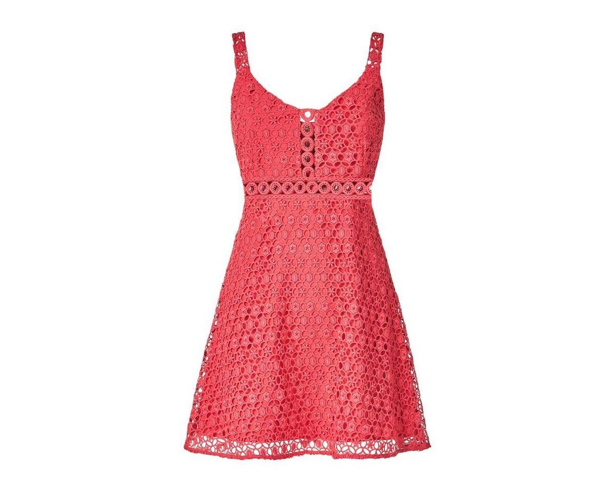 Guess jurk in A-lijn paars