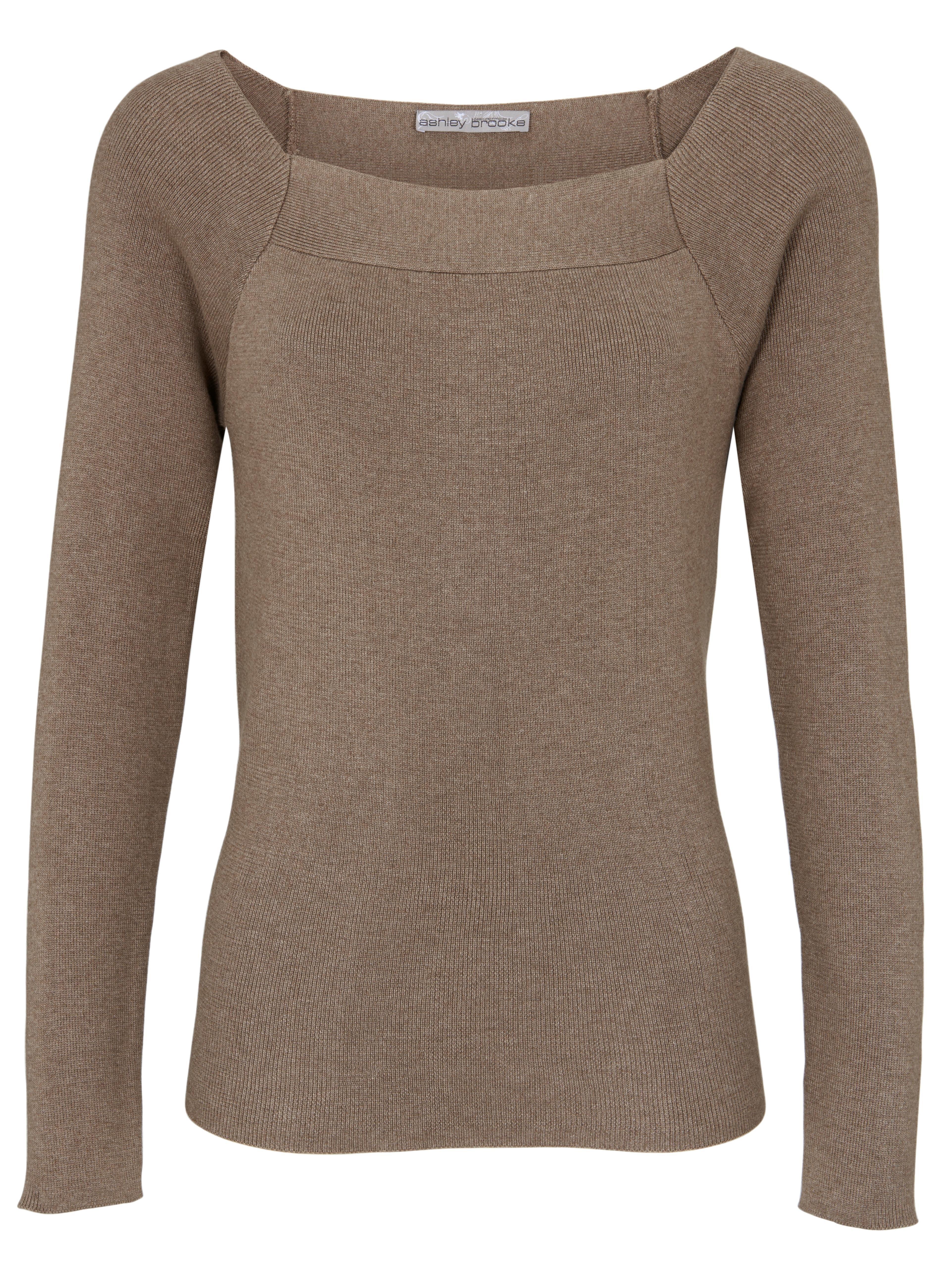 Ashley Brooke By Heine Fijngebreide trui nu online bestellen