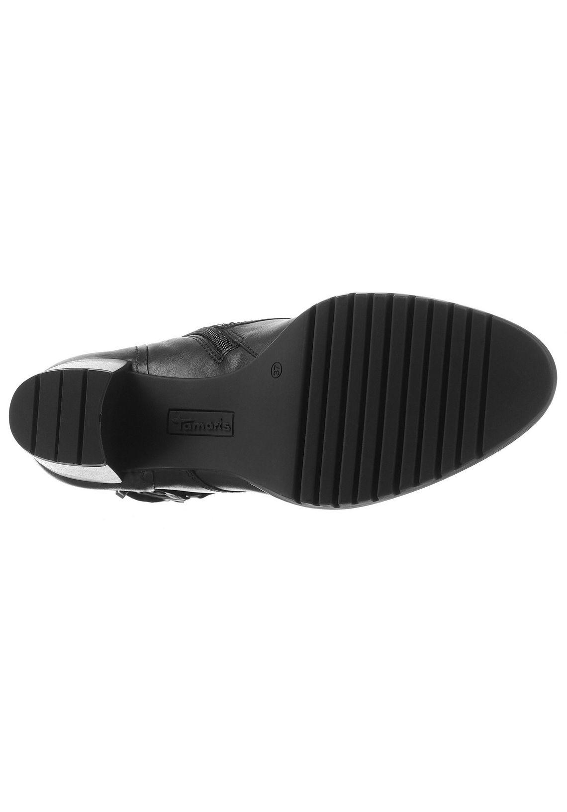 Tamaris veterlaarsjes snel online gekocht  zwart