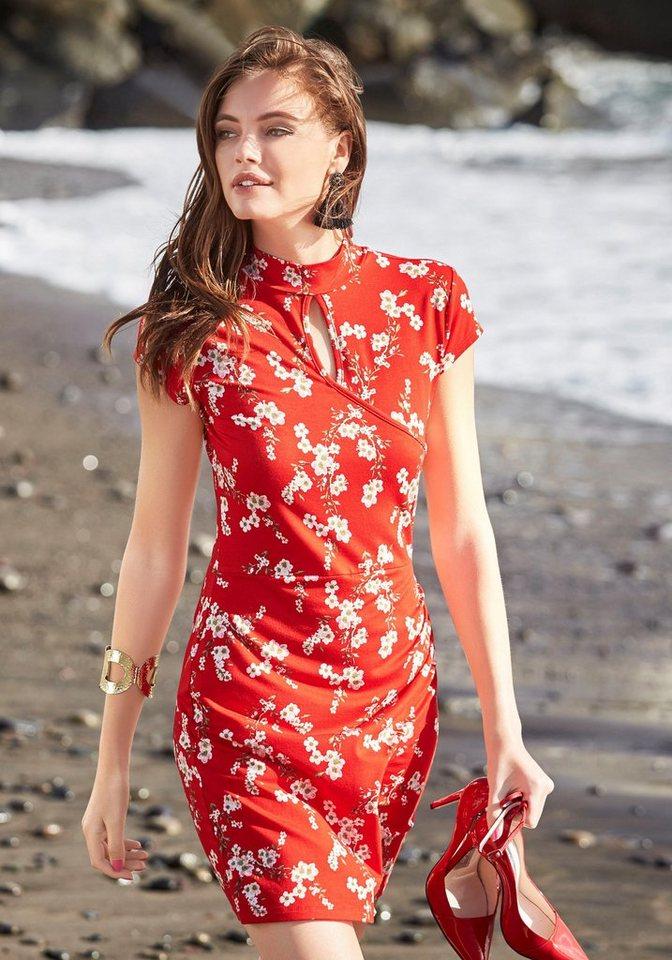 Melrose jerseyjurk rood