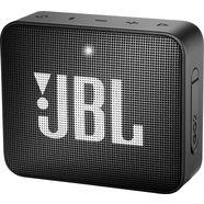 jbl portable luidspreker go 2 zwart