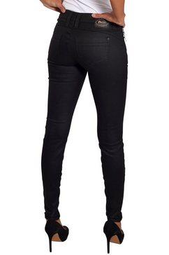 gang skinny fit jeans »nikita« zwart