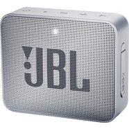jbl »go 2« portable luidspreker (bluetooth, 3 w) grijs