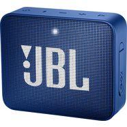 jbl »go 2« portable luidspreker (bluetooth, 3 w) blauw