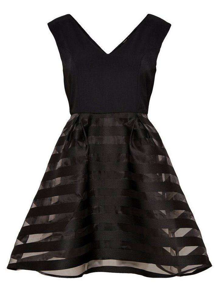ONLY Mouwloze Korte jurk zwart
